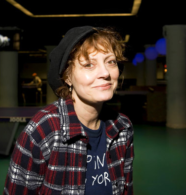 Are You Sure Susan Sarandon Isn't Schtupping the Ping Pong Kid?
