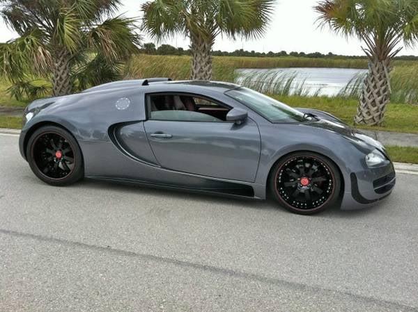 2008 Bugatti Veyron Replica