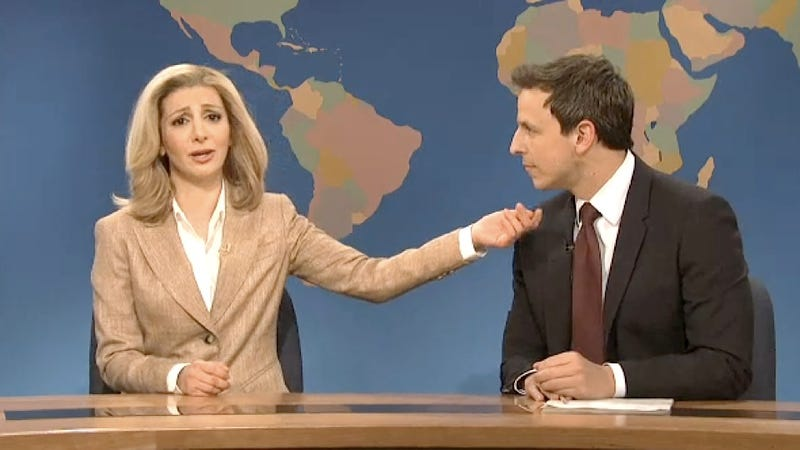 Europe Smells Like Sex and Other Weekend Update Revelations from Arianna Huffington