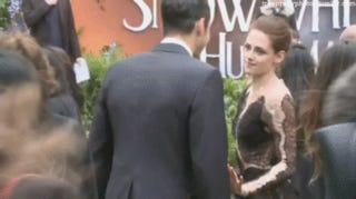 Fact: Kristen Stewart Was Banging Rupert Sanders for Months