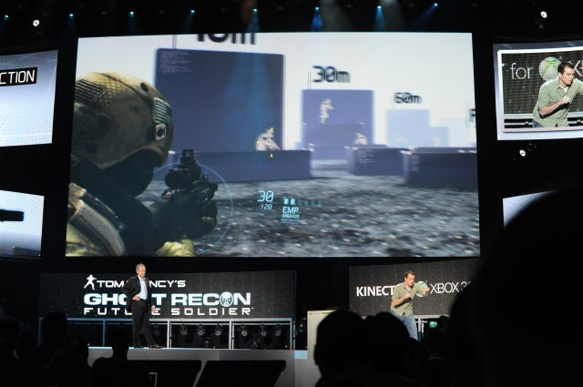Ghost Recon: Future Solider Gunsmith Mode