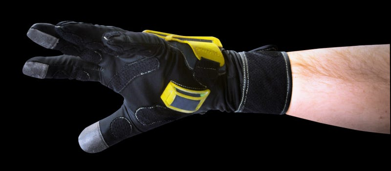 Articulated Hand Armor Makes These The Safest Gloves Ever
