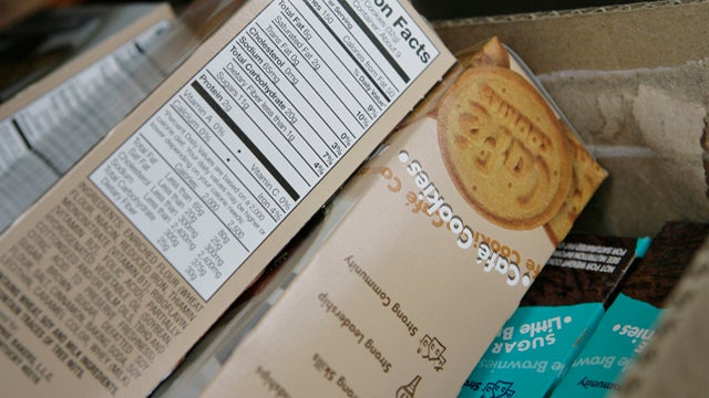 Girl Scouts Sue For Right To Sell Cookies