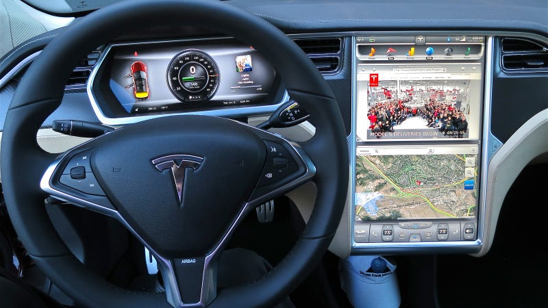 Has The Car Industry Ever Done Better Tech Than The Tech Industry?