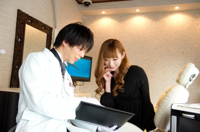 In Japan, You Can Hire a Handsome Butler Dentist
