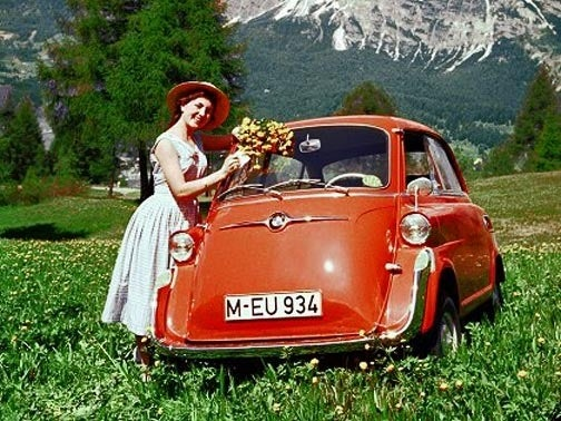 BMW To Resurrect Isetta Nameplate?
