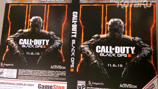 <i>Call of Duty: Black Ops III</i> Will Be