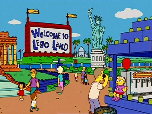 WOOHOO! Official Lego Simpsons Sets Coming in 2014