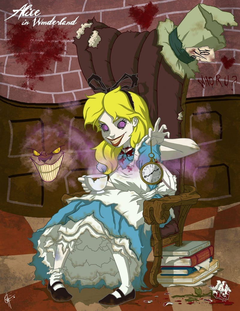 Twisted Princesses