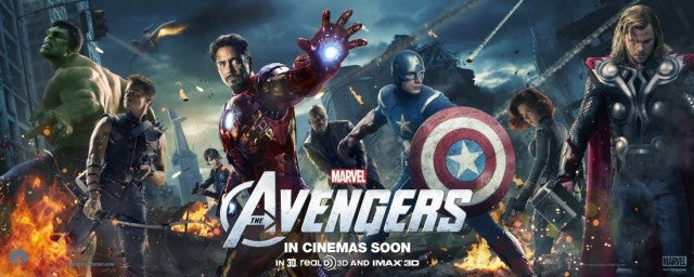 New Avengers Posters