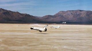 Pop Quiz - Shuttle Landing Site Edition