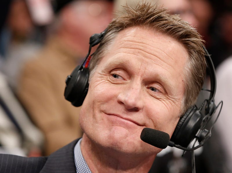 Steve Kerr Turns Down The Knicks Because They're The Knicks