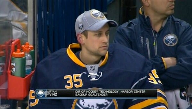Sabres Trade Ryan Miller, Forced To Dress Former Video Guy As Backup