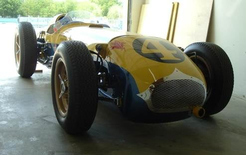 Federal Engineering #4 Racer Found In North Texas