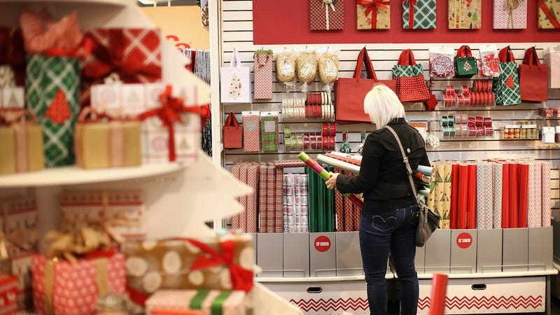 If You Want to Avoid Christmas Crowds at the Mall, Now's Your Chance