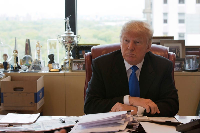 Donald Trump to Keep Warring Factions of His Campaign on Separate Floors of Trump Tower
