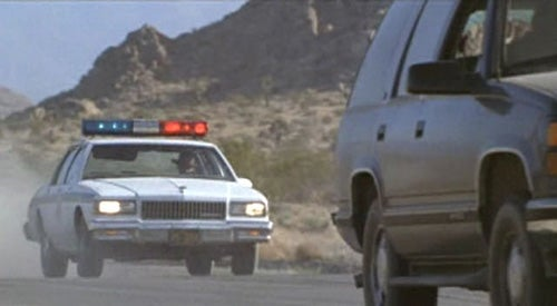 Ten Best Chevy Caprice Movie Cop Cars
