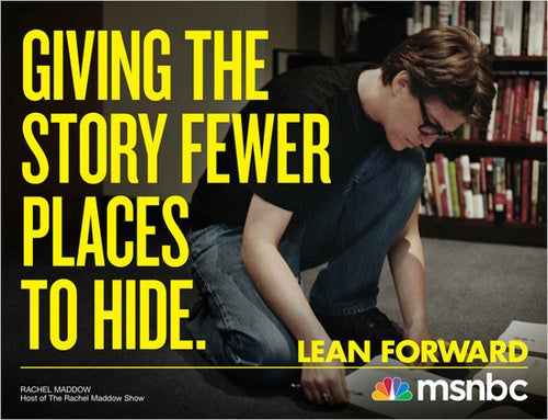 MSNBC's Futile Quest to Beat Fox News at Its Own Game