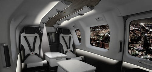 Luxury Mercedes-Benz EC145 Helicopter Looks Good Enough To Live In