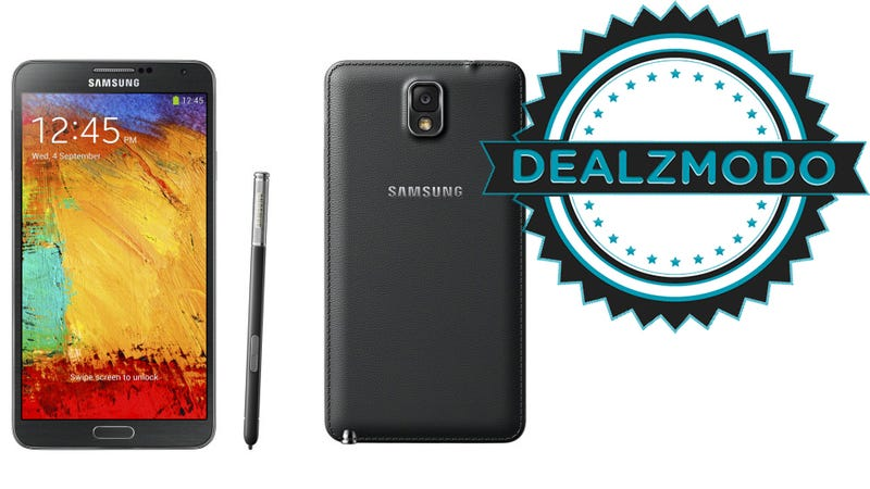 Score a $75 SSD, Cheap Galaxy Note 3, Complete Cookware Set [Deals]