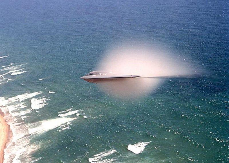 B-2 Stealth Bomber Crashes, 1.2 Billion Dollars Turn to Smoke