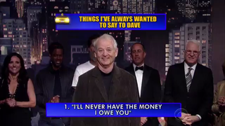 Jokes From David Letterman's Final Top 10 List, Ranked
