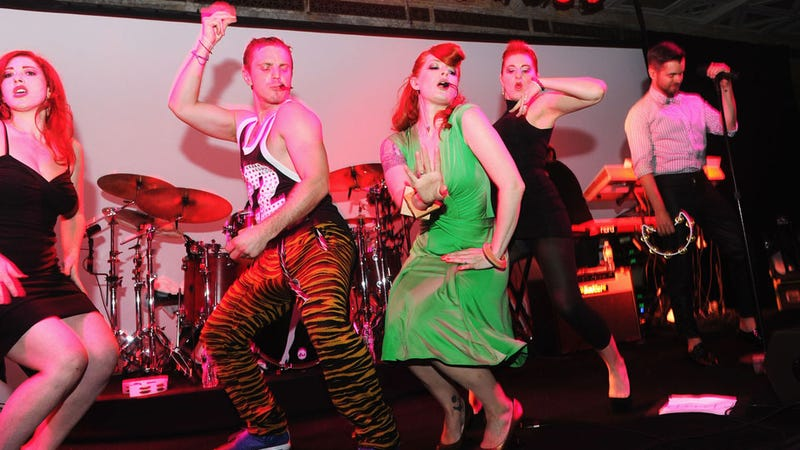 Today's Other Song: Scissor Sisters 'Let's Have a Kiki (2 Bears Remix)'
