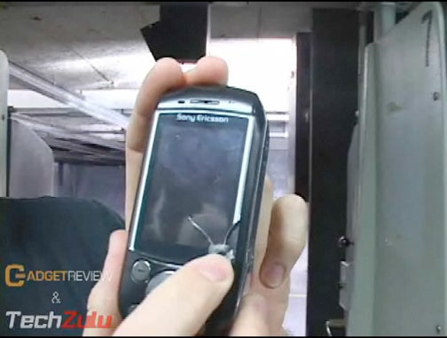 Can the Sonim XP1 Cellphone Really Survive a 9mm Shot?