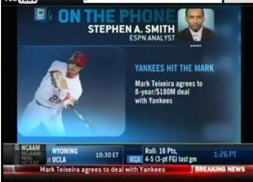 Everyone Hates The Yankees ... Except For Stephen A.