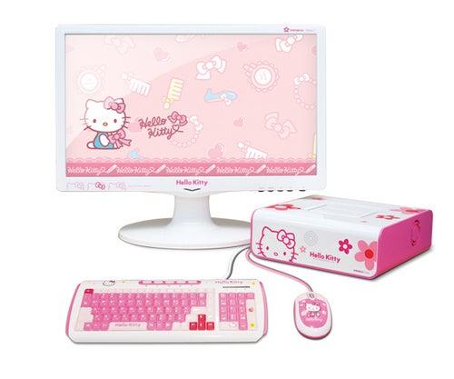 Hello Kitty Violates The Minew A10 PC