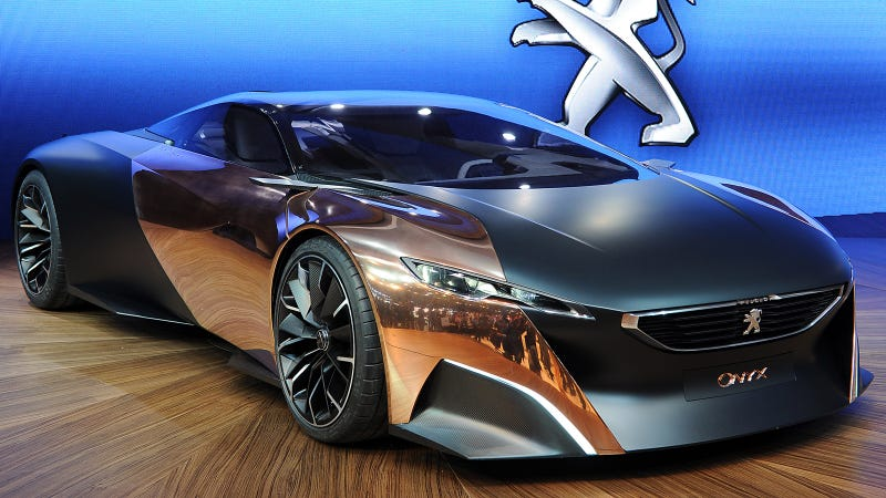 The Most Spectacular Photography From The Paris Motor Show