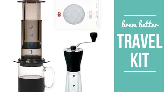 Build a Portable Coffee Kit to Save Money and Enjoy Better Brew While Traveling
