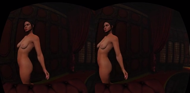 When Porn and Virtual Reality Collide (NSFW)