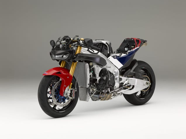 This Motorcycle Costs $184,000