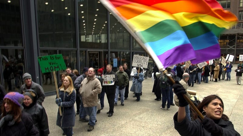 Illinois Senators Will Likely Vote on Gay Marriage Today