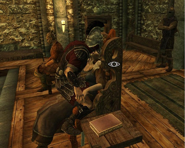 This Is What Anarchy In Skyrim Looks Like