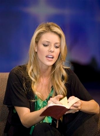 Carrie Prejean: Nude Photo Scandal Is An Attack On My Faith