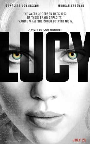 Lucy, or What Are You Trying to Say, Besson?