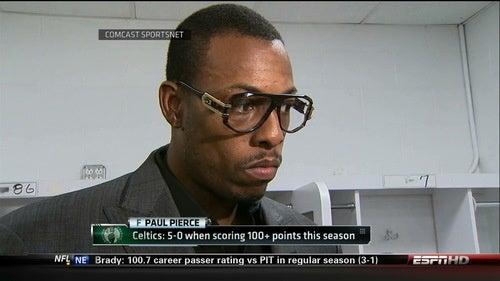 Paul Pierce Joins Kareem and Kurt Rambis In The Pantheon Of Great NBA Eyewear