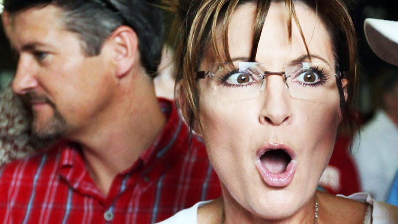 All the Dirty Rumors About Sarah Palin's Sexual 'Fetish' and Cocaine Use