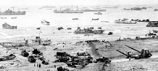 How the Iconic Photos From the D-Day Invasion Were Almost Lost Forever