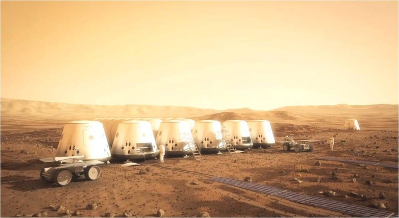 La radiación haría hoy en día imposible una misión tripulada a Marte