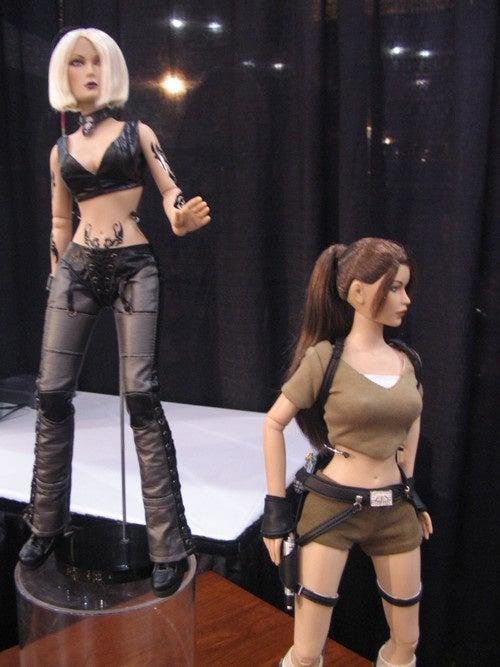 The $160 Doll Of Lara Croft's Nemesis