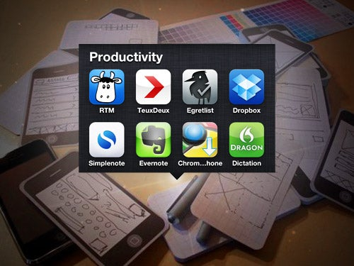 The Best iPhone Apps for Getting Things Done