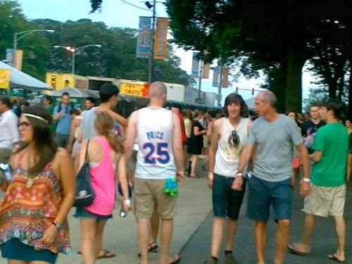 Look At These Fucking Hoopsters At Lollapalooza: Part Two