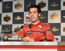Hornish May Run Busch Series Next Year
