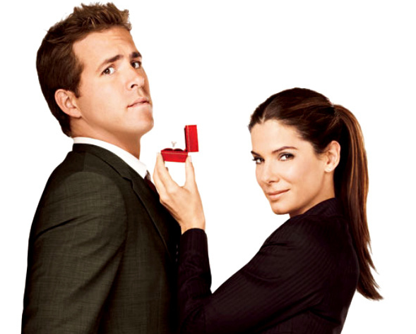 Sandra Bullock Is Totally Going to End Up with Ryan Reynolds In the End
