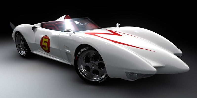 The Mach 5 Could Kick K.I.T.T.'s Ass