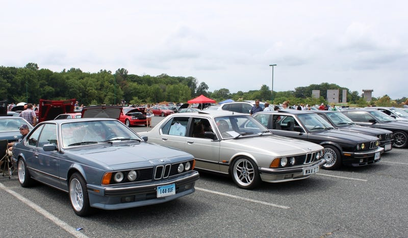 Has Anyone Here Been To Bimmerfest East?