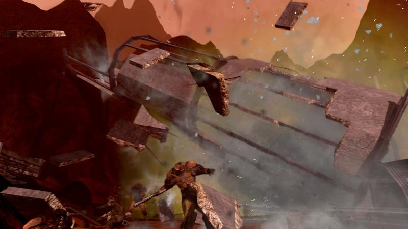 New Red Faction Guerrilla Screens